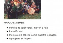 33 mapuches hombres